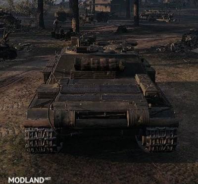 """Obj. 704 Remodel """"SU-122-54"""" 1.0 [1.0.0.3], 2 photo"""